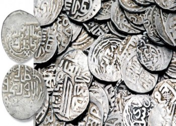 العثور على عملات عربية عمرها ألف عام بقرى الفايكنغ في روسيا