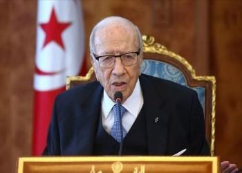 النهضة: قلقون لعدم توقيع السبسي تعديلات قانون الانتخابات