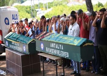 زوجان تركيان عاشا معا 70 عاما يموتان بفارق نصف ساعة
