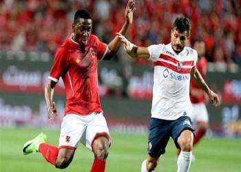 تحديد موعد مباراة السوبر المصري بين الأهلي والزمالك