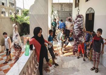 توقعات بانخفاض الطلب على الأضاحي في غزة