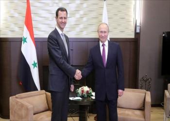 روسيا تسعى لإعادة بناء جيش النظام السوري بعيدا عن إيران