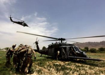 غارة جوية أمريكية تقتل 27 من طالبان جنوبي أفغانستان
