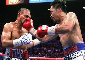الفلبيني باكياو يدخل تاريخ الملاكمة كأكبر بطل للعالم