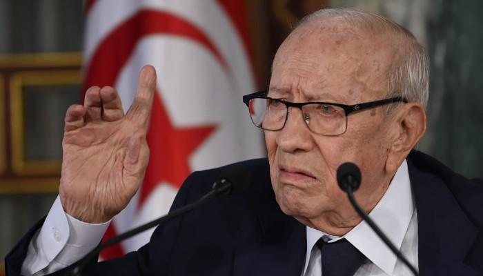 الرئيس التونسي يرفض توقيع القانون الانتخابي لأنه ضد مبادئه