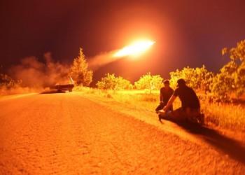 سماع انفجارات في حماة السورية.. والنظام يعلن تصديه لقصف صاروخي