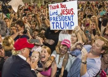 «عنصرية» ترامب وحملته لولاية ثانية