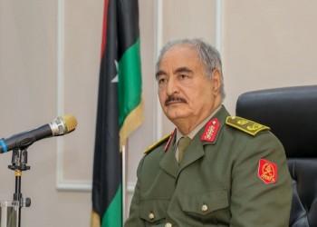 حكومة الوفاق الليبية تتوعد قوات حفتر برد قاس