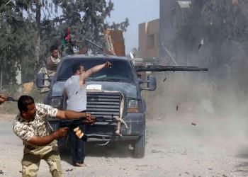 قوات الوفاق تعلن صد هجوم حفتر العنيف على طرابلس وتأسر 11
