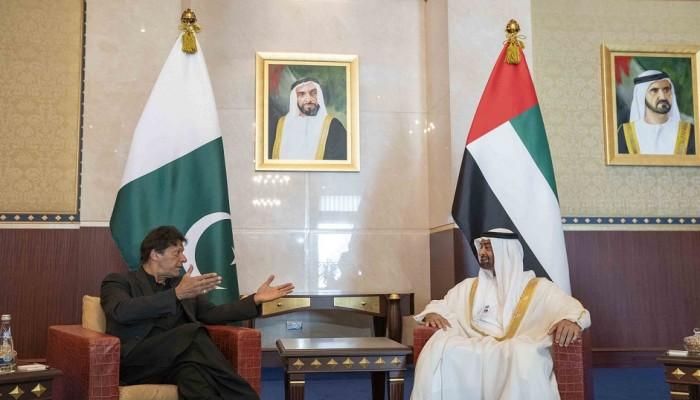 الإمارات وباكستان تعززان تعاون قواتهما البحرية
