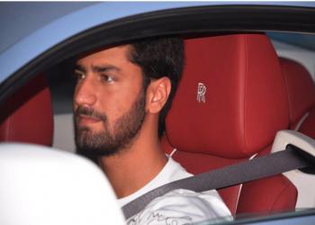 غضب عبر تويتر بعد استعراض نجل رامي مخلوف أسطول سياراته بدبي
