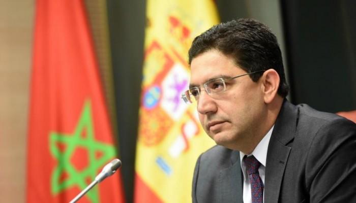 المغرب يدعو إلى احترام حرية الملاحة بمضيق هرمز