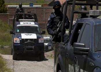 المكسيك تنقذ 150 مهاجرا تم حشرهم داخل مقطورة شاحنة