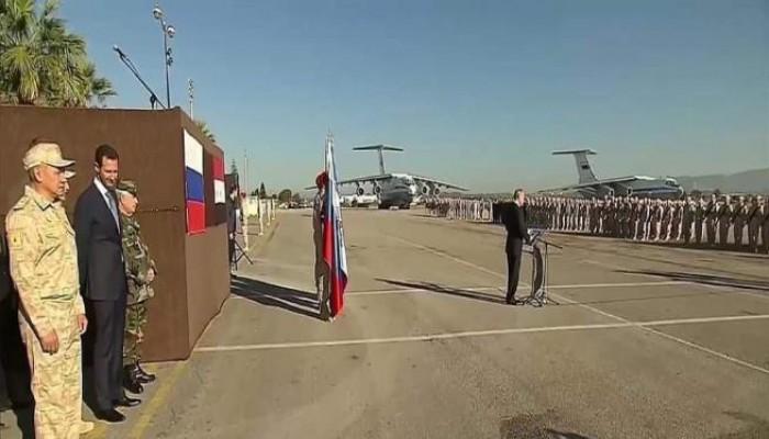 هل يتراجع النفوذ الروسي في سوريا؟