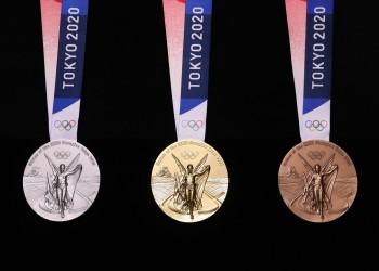 اليابان تكشف عن تصميم ميداليات أولمبياد طوكيو 2020