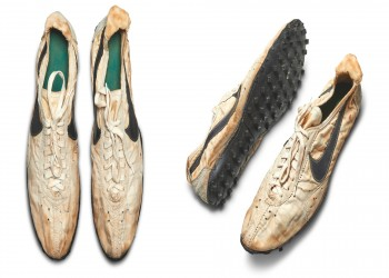بيع زوج من الأحذية الرياضية مقابل نصف مليون دولار