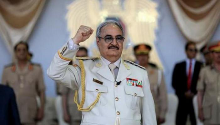 """""""الوفاق"""": كلمة حفتر جاءت لرفع معنويات قواته بعد خسائرها المتكررة"""