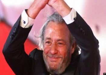 تشييع جثمان حاوي السينما المصرية فاروق الفيشاوي