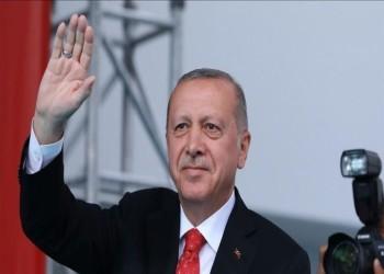 أردوغان يشيد بقرار المركزي التركي خفض سعر الفائدة