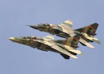 مصادر: قوات حفتر تقصف الكلية الجوية في مصراتة