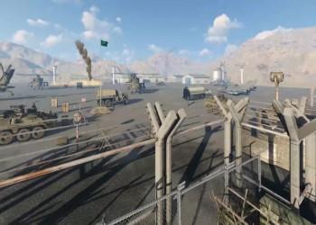 الحوثيون يعلنون استهداف مطار نجران وتوقف الملاحة به