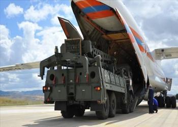 روسيا تعلن موعد المرحلة الثانية من تسليم تركيا إس-400