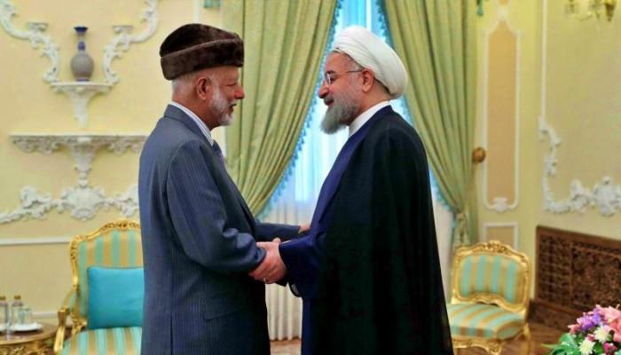 بن علوي: عمان تنسق مع إيران لتأمين هرمز.. دون وساطة