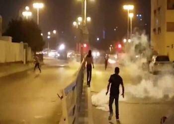 مقتل بحريني في اشتباكات بين الشرطة ومتظاهرين معارضين للحكومة