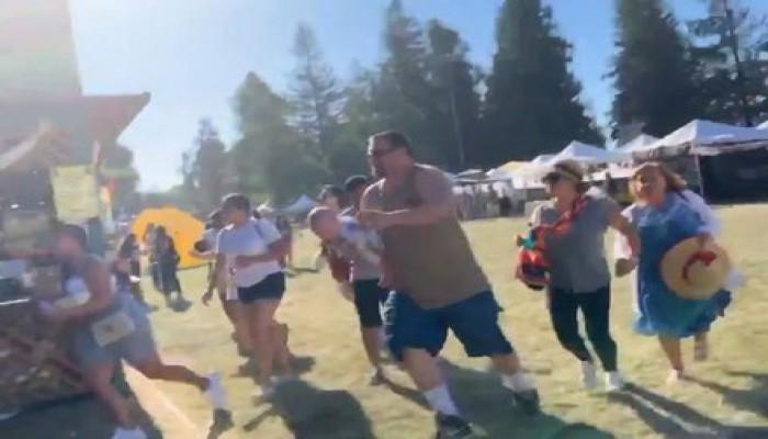 إطلاق نار في كاليفورنيا.. وأنباء عن 11 قتيلا (فيديو)