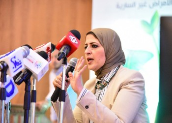 مطالب بإقالة وزيرة مصرية لإساءتها للممرضات والصيادلة