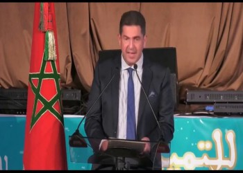 وزير التعليم المغربي يفشل في نطق كلمة 5 مرات
