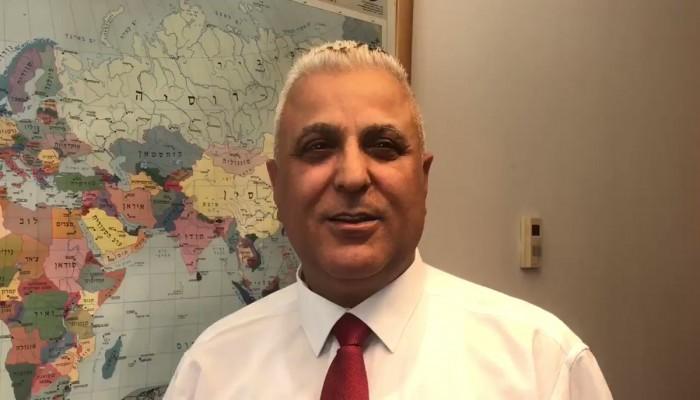كعبية يشكر السعودية على حسن ضيافة الحجاج الإسرائيليين