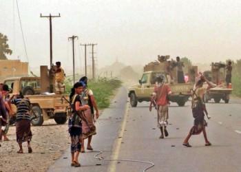 الاشتباكات تعود للحديدة بين قوات الحكومة اليمنية والحوثيين