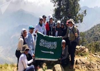 سعوديات يتسلقن أعلى قمم الجبال بالعالم ويطمحن للمزيد