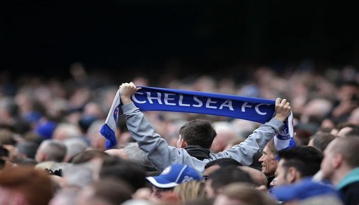 تشيلسي يمنع أحد مشجعيه من حضور المباريات مدى الحياة