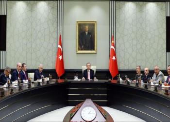 مجلس الأمن التركي يؤكد متابعة تحقيقات حادث أربيل