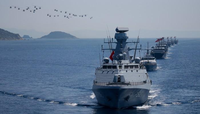 تركيا تعتزم إطلاق قناة للتعريف بقضايا شرق المتوسط