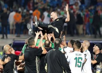 بينهم الجزائري بلماضي.. فيفا يعلن المرشحين لجائزة أفضل مدرب