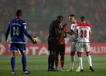 التتويج الرسمي بأبطال أفريقيا ينتظر موقف الكاف