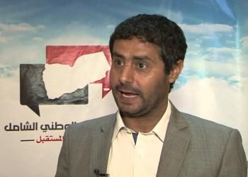 قيادي حوثي: لا تستغربوا استقبال قائد خفر السواحل الإماراتي بإيران