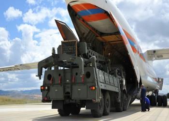 الكشف عن موعد توريد الدفعة الثانية من إس-400 لتركيا