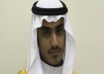 أنباء عن وفاة نجل بن لادن وترامب يرفض التعليق