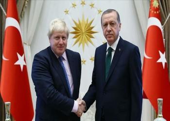 أردوغان يهاتف بوريس جونسون.. ماذا دار بينهما؟