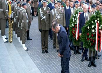 ألمانيا تطلب العفو من بولندا على جرائم النازية
