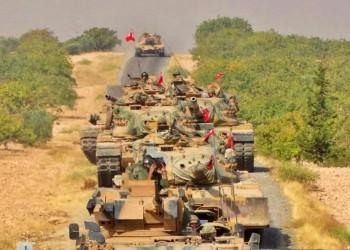 تركيا تلوح بمنطقة آمنة في سوريا بعيدا عن أمريكا