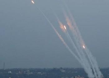 إسرائيل تتهم حماس بإطلاق صواريخ تجريبية تجاه البحر