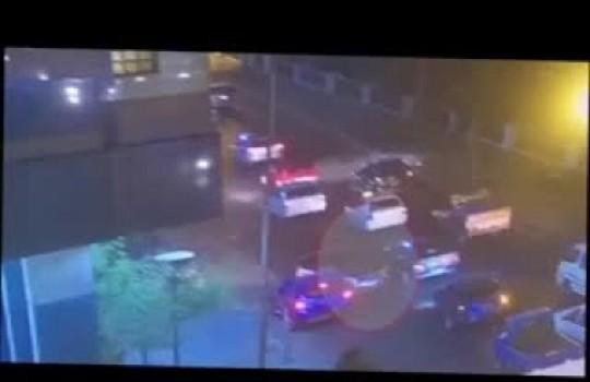 فيديو متداول لسيارة #معهد_الأورام التي تقول وزارة الداخلية المصرية أنها تسبب فى الحادث