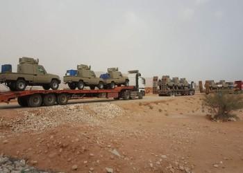 تقارير: آليات عسكرية سعودية تتحرك باتجاه عدن