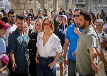 لدعمها إسرائيل.. حملة شعبية لإلغاء حفل جينيفر لوبيز بمصر