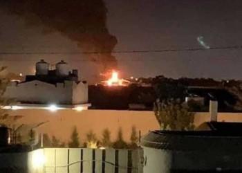 قوات حفتر تقصف الكلية الجوية في مصراتة